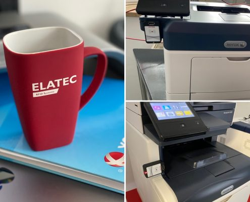 Elatec Cardreader